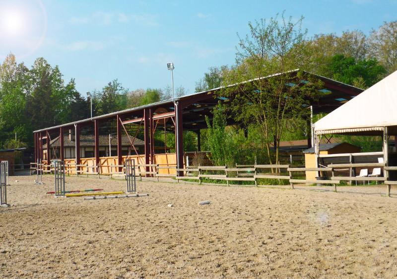 Ecole Equestre Scheidstein Illkirch-Graffenstaden Bas-Rhin infrastructure de qualité